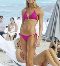 staceykeibler bikini outdoors blonde 08